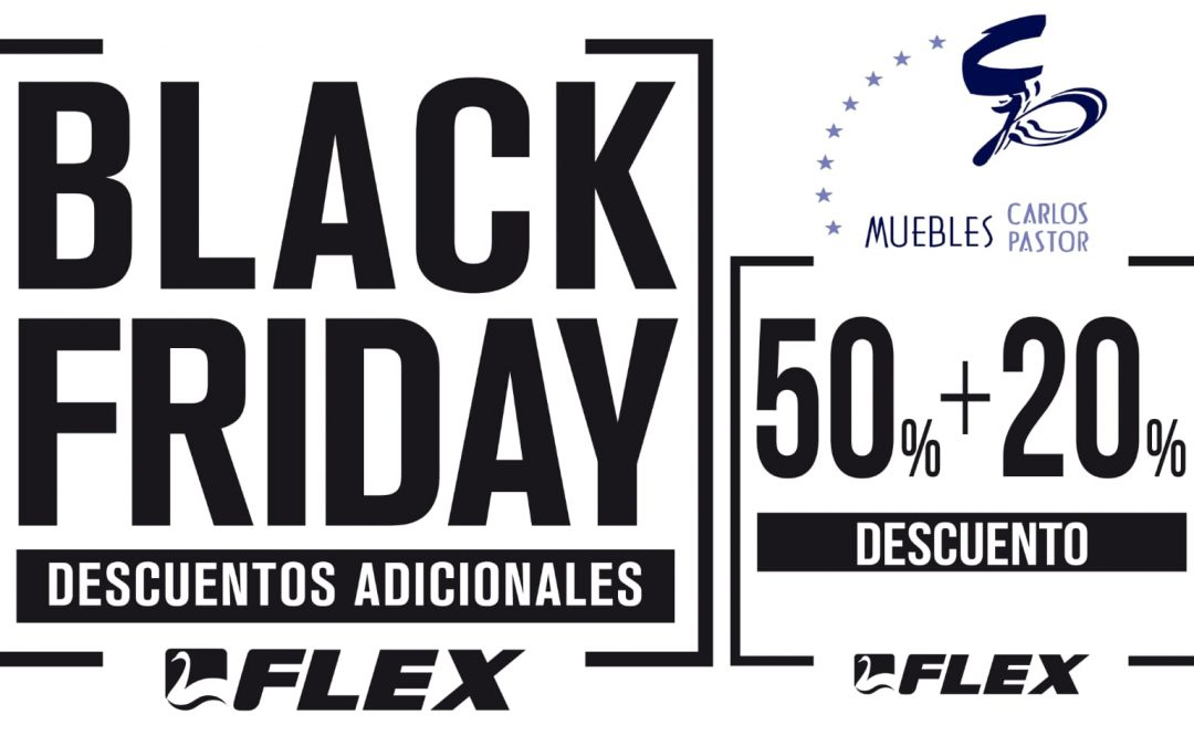 Muebles Carlos Pastor Black Friday